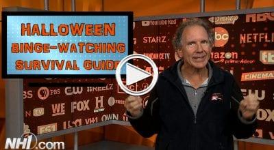 Halloween Binge Guide