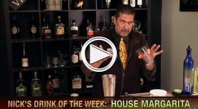 Nick's Mix House Margarita