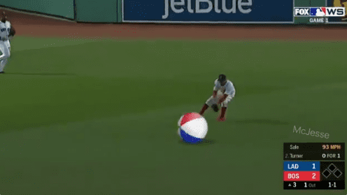 beachball baseball