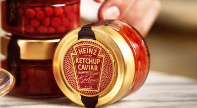 heinz caviar