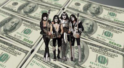 kiss money