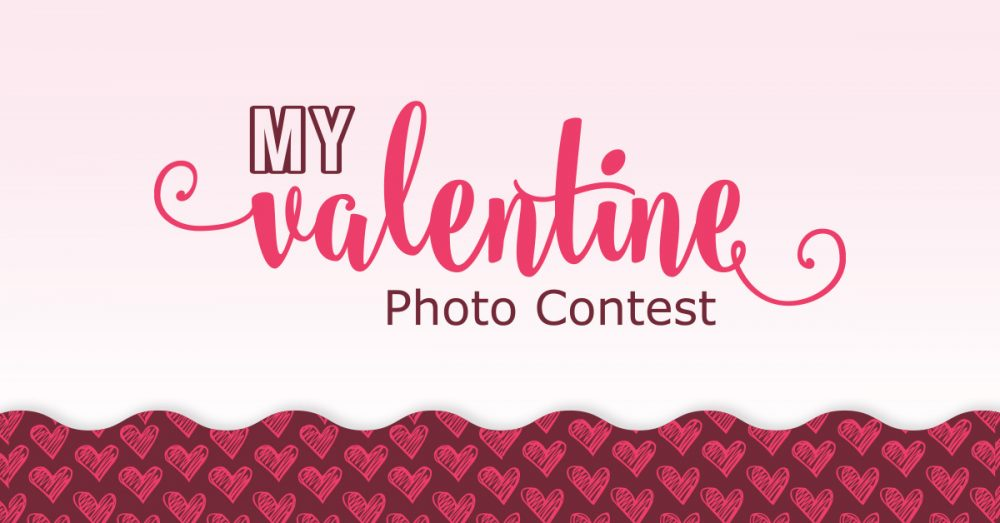 my valentine photo contest