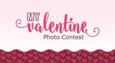 my valentine photo contest