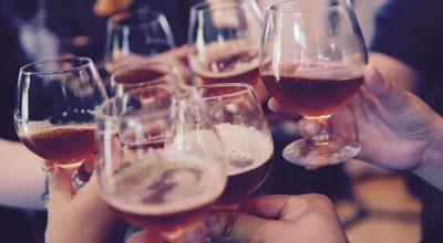 beer glasses cheers