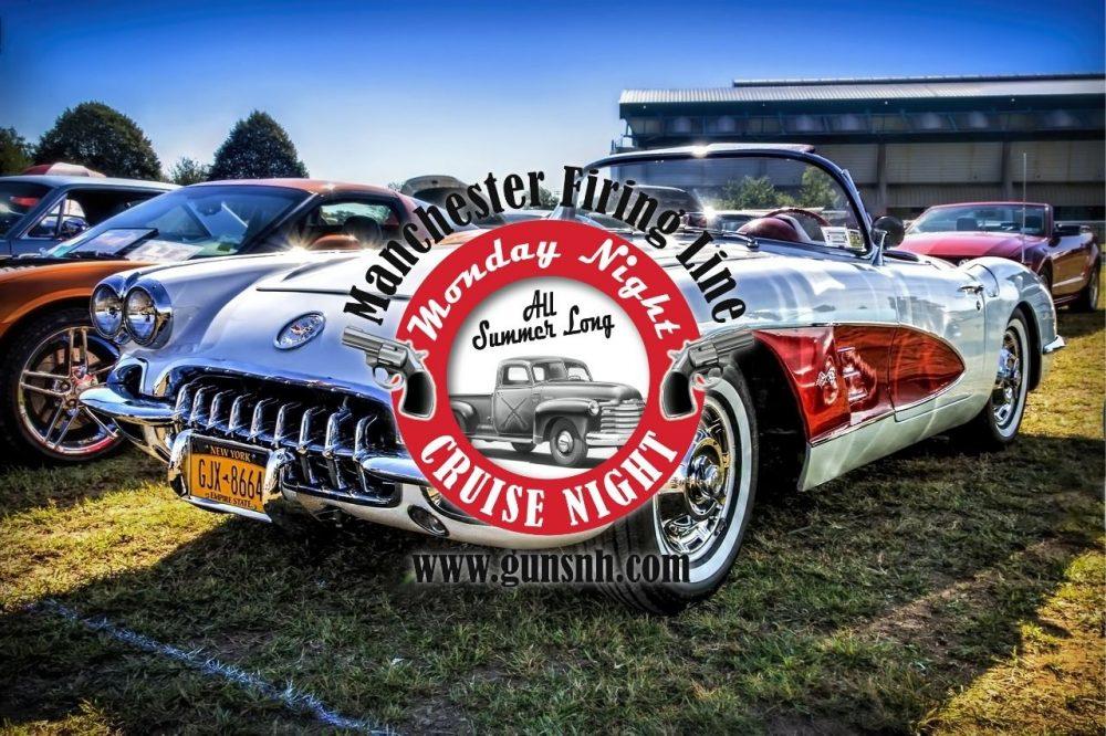 manch firing line car show